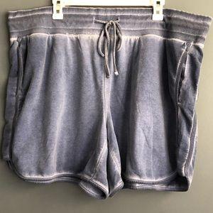 💜🌈Lane Bryant Shorts,Tie Dye, women's plus size
